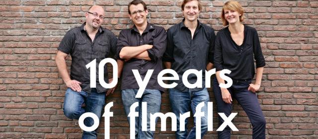 10 Jahre filmreflex, 10 Jahre gemeinsame Projekte und…