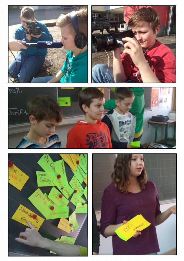Bardoschule Medienprojekttage
