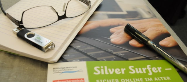 Silver Surfer – neue Kurse für 2017