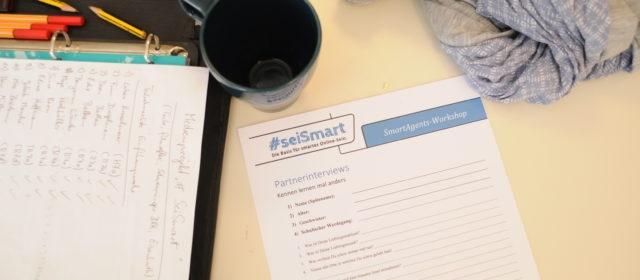 Medienbildung: #seiSmart ist gestartet!