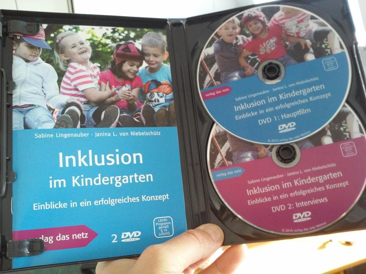 Kinderhaus-DVD-Inklusion im Kindergarten