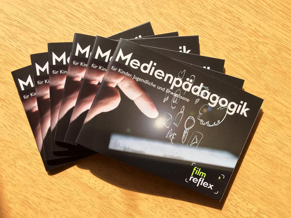 Medienpädagogik-Broschüre