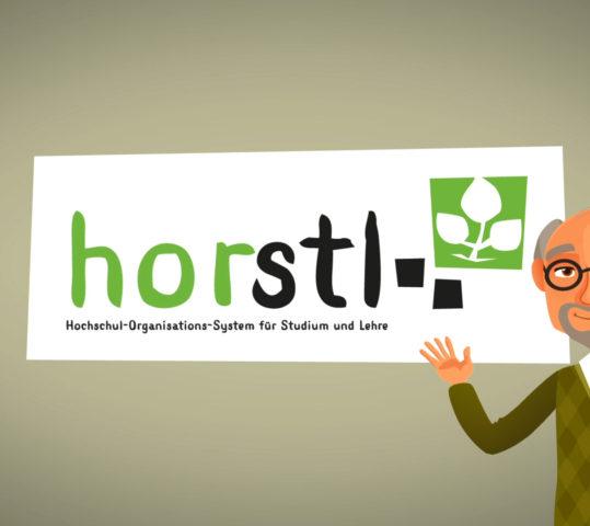 Nein nicht horst! HORSTL! – Neuer Erklärfilm für die HS-Fulda